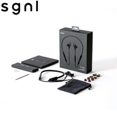 sgnl ノイズキャンセリングイヤホン HB-N50