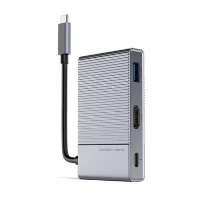 HyperDrive GEN2 6ポート USB-C ハブ ドッキングステーション