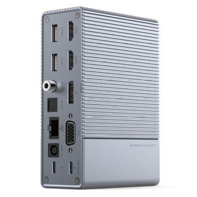 HyperDrive GEN2 18ポート USB-Cハブ ドッキングステーション