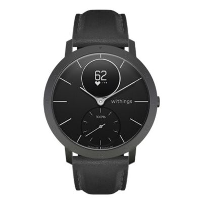 Withings Steel HR Sapphire Signature