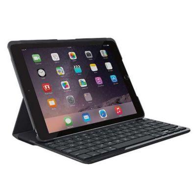 アウトレット ロジクール IK1052BK Slim Folio Bluetooth キーボード一体型ケース iPad 第5世代