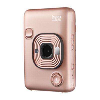 チェキハイブリッドインスタントカメラ instax mini LiPlay