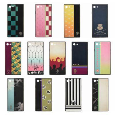 gourmandise 鬼滅の刃 iPhone SE(第2世代) / 8 / 7 スクエア ガラス ケース