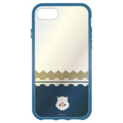 gourmandise 鬼滅の刃  IIIIFIT CLEAR  iPhoneSE(第2世代) / 8 / 7 / 6s / 6 ケース カバー
