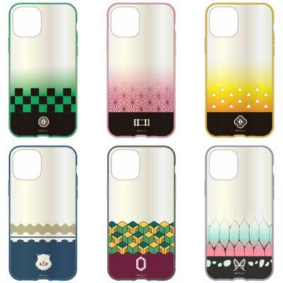gourmandise 鬼滅の刃  IIIIFIT CLEAR iPhone 11 / XR ケース