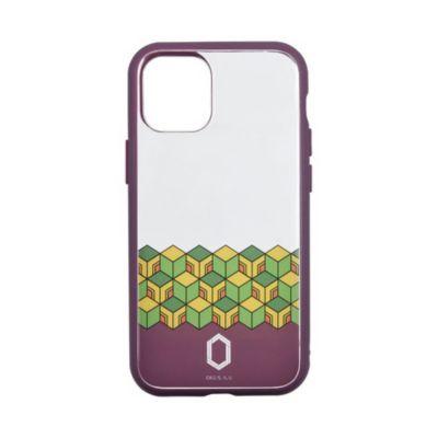 gourmandise 鬼滅の刃  IIIIFIT CLEAR iPhone 12 mini ケース