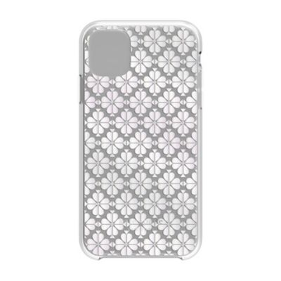 Kate Spade iPhone11 Protective Hardshell SPADE FLOWER
