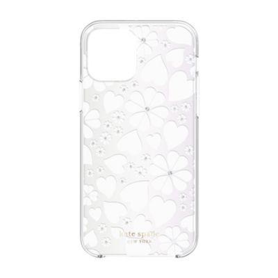 【SoftBank限定モデル】Kate Spade iPhone12Pro / 12 KSNY Protective Hardshell Case