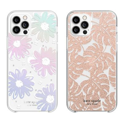 Kate Spade iPhone12Pro/iPhone12 KSNY Protective Hardshell Case
