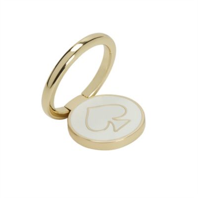 Kate Spade Universal RING STAND SPADE OUTLINE