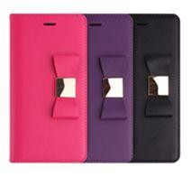 LAYBLOCK  iPhone 6s Plus/6 Plus Ribbon Classic Diary