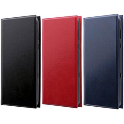 MSソリューションズ AQUOS R3 薄型手帳型ケース 「PRIME」