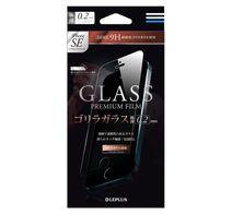 LEPLUS iPhone SE GLASS PREMIUM FILM �S�����K���X 0.2mm