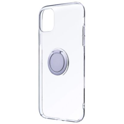 MSソリューションズ iPhone11 CLEAR PROシリーズ CLEAR RING