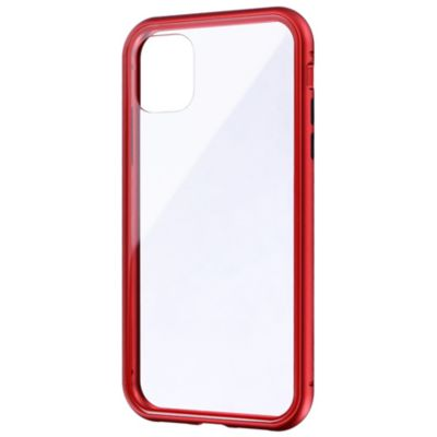 MSソリューションズ iPhone11 SHELL GLASS Aluminum