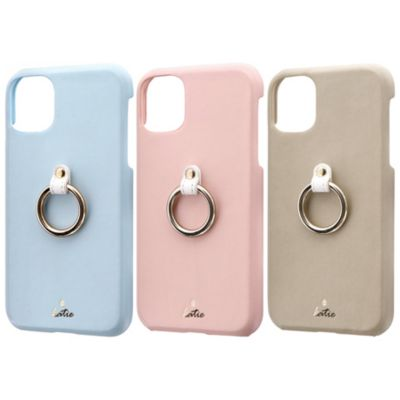 MSソリューションズ iPhone11 RING SHELL Katie