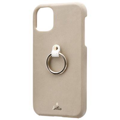 MSソリューションズ iPhone11 RING SHELL Katie