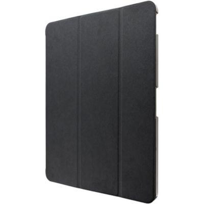 MSソリューションズ 2018 iPad Pro 12.9 背面クリアフラップケース Clear Note