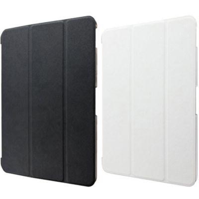 MSソリューションズ 2018 iPad Pro 11 背面クリアフラップケース Clear Note