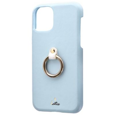 MSソリューションズ iPhone11Pro RING SHELL Katie