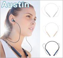 LEPLUS Austin apt-X/AAC対応 軽量Bluetoothイヤホン