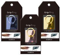 LEPLUS スマホリング 「Grip Ring」 Metal