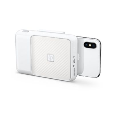 iPhone 用 インスタントプリントカメラ フォトプリンター Lifeprint 2x3