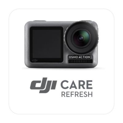 DJI Care Refresh card Osmo Action