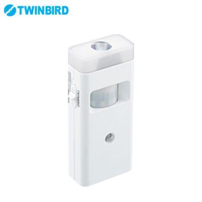 ツインバード 停電センサー LEDサーチライト/赤外線センサー付