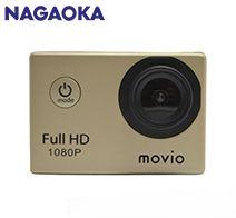 ナガオカ Full HDアクションカメラ M101FHD