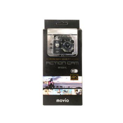NAGAOKA WiFi機能搭載 高画質4K Ultra HD アクションカメラ