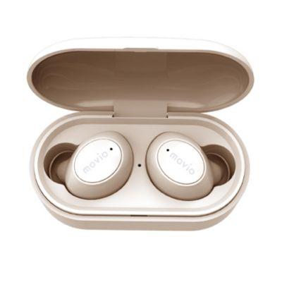 NAGAOKA Bluetooth4.2対応オートペアリング機能搭載完全ワイヤレスイヤホン