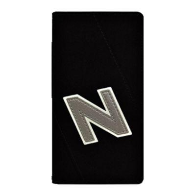 SoftBank限定モデル iPhone XR NewBalance Nロゴ 手帳型 ケース