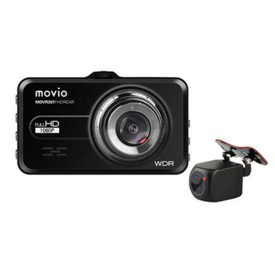 NAGAOKA  高画質リアカメラ搭載ドライブレコーダー MDVR301FHDREAR
