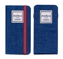 melkco Denim Case Indigo Series for iPhone 6