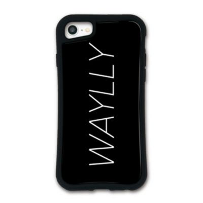 WAYLLY-MK  iPhone SE (第2世代) / 8 / 7 / 6s / 6 ケース カバー  ドレッサー メインロゴ ビッグロゴ