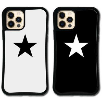 WAYLLY-MK  iPhone12Pro / iPhone12 ケース カバー  ドレッサー スター
