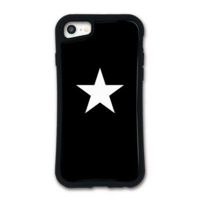 WAYLLY-MK  iPhone SE (第2世代) / 8 / 7 / 6s / 6 ケース カバー  ドレッサー スター