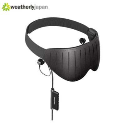 weatherlyjapan NAPTIME 仮眠専用スマートアイマスク