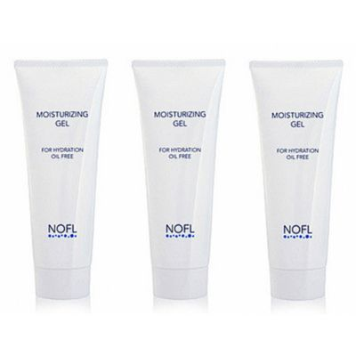NOFL SMART Moistuarizing Gel 3本 美顔器用ジェル