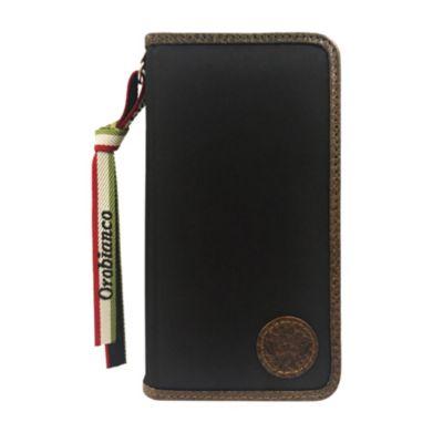 ソフトバンク限定モデル Orobianco iPhoneXR ケース 手帳型 ブックタイプケース