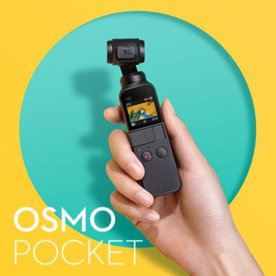 4/12までの限定価格!! DJI OSMO POCKET (JAPAN) 3軸スタビライザー ハンドヘルドカメラ