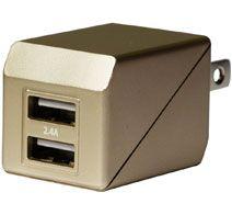 アウトレット Owltech 急速充電2.4A出力対応AC充電器