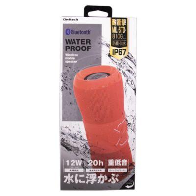 Owltech 6W + 6Wの防水ワイヤレスステレオスピーカー