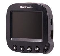 Owltech シンプルメニューで簡単操作 2.4インチ液晶搭載 エントリーモデルのドライブレコーダー