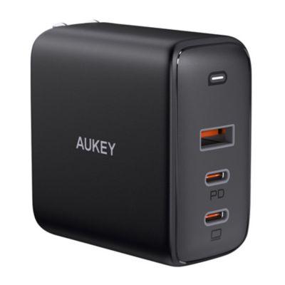 AUKEY オーキー USB充電器 Omnia Mix3 90W PD対応 USB-A 1 USB-C 2