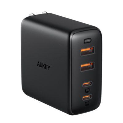 AUKEY オーキー USB充電器 Omnia Mix4 100W PD対応 USB-A 2 USB-C 2