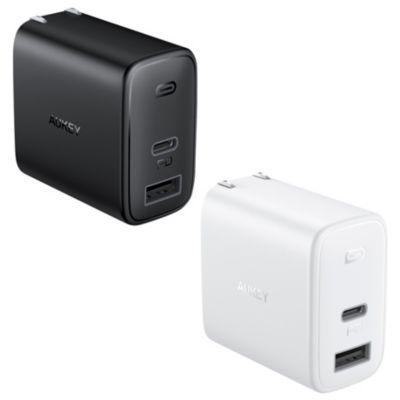 AUKEY オーキー USB充電器 Swift Duo 32W PD対応 USB-A 1/USB-C 1