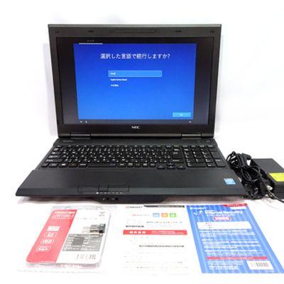 リサイクルノートパソコン NEC VersaPro VK24L/X-H