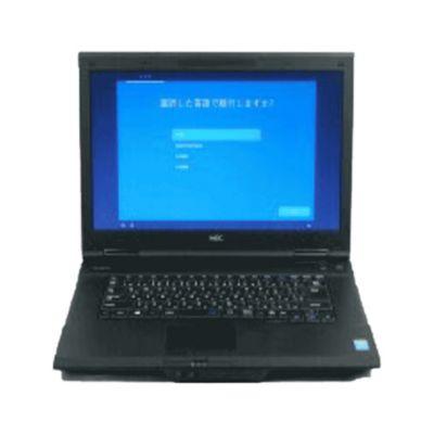 リサイクルノートパソコン  NEC VersaPro VK26TX-M 15.6インチ Core i5 メモリ4GB Windows10 Office搭載
